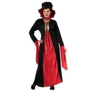 Women's (PLUS SIZE 16-18) Gothic Vampires Costume